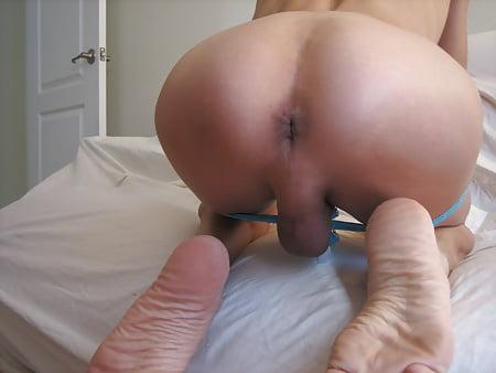 Femboy feet