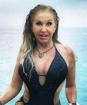 Geiss nackt Carmen  Davina Geiss