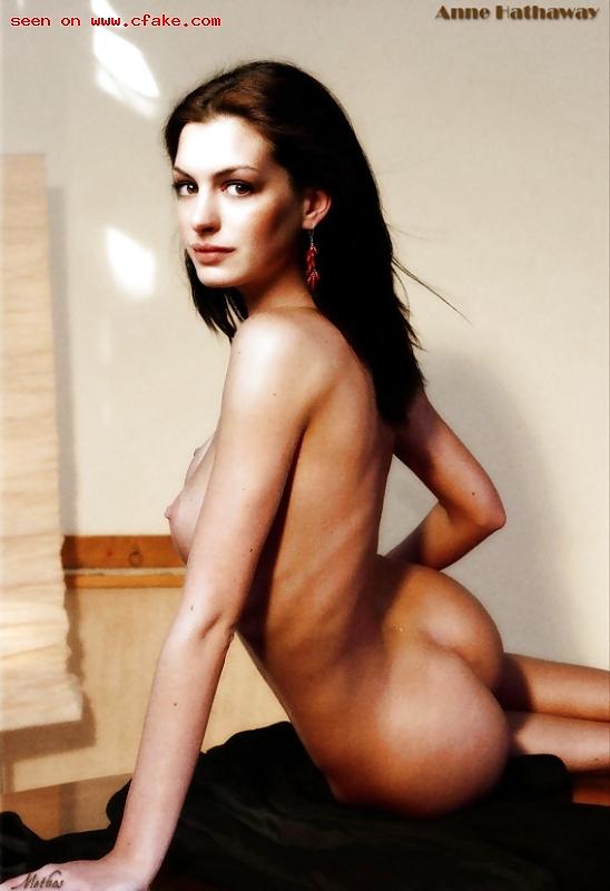 Anne Hathaway Exposing Her Nice Big Boobs And Fucking Hard In Nude Hdpornstarz 1