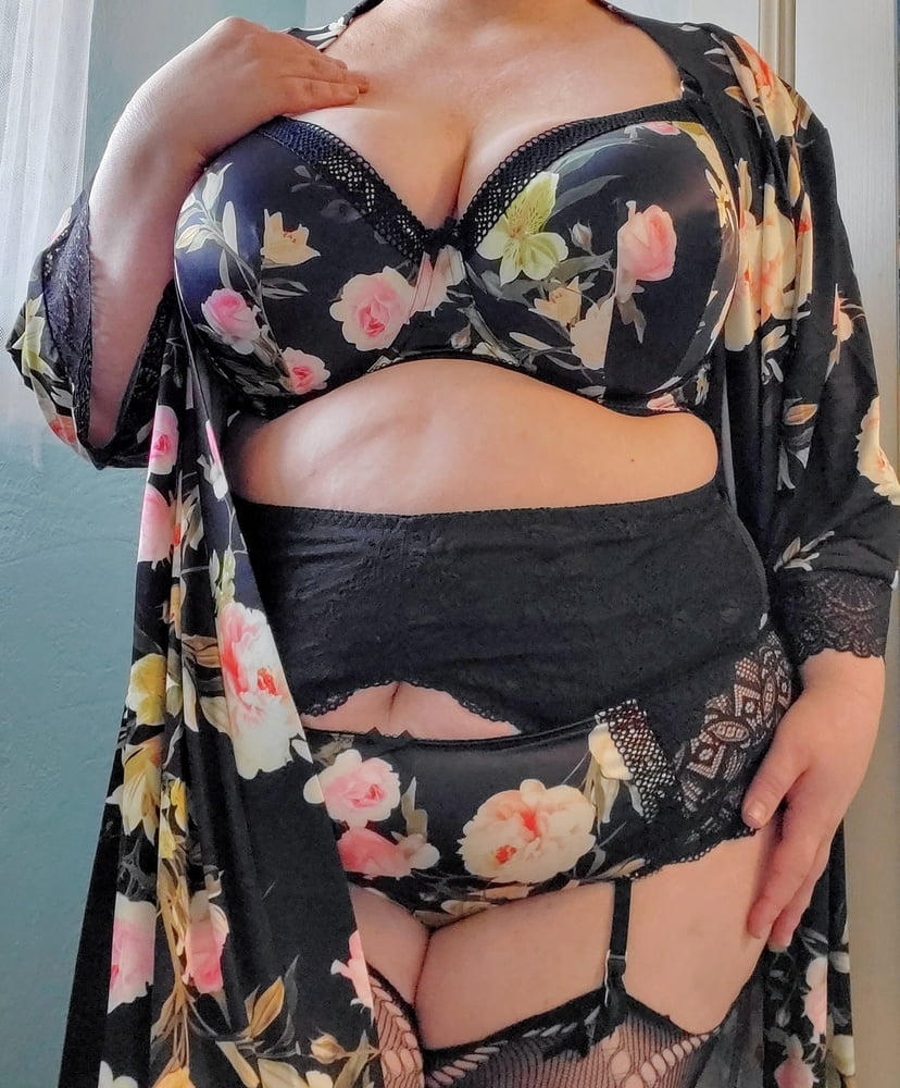 Bbw lingerie nice stuff