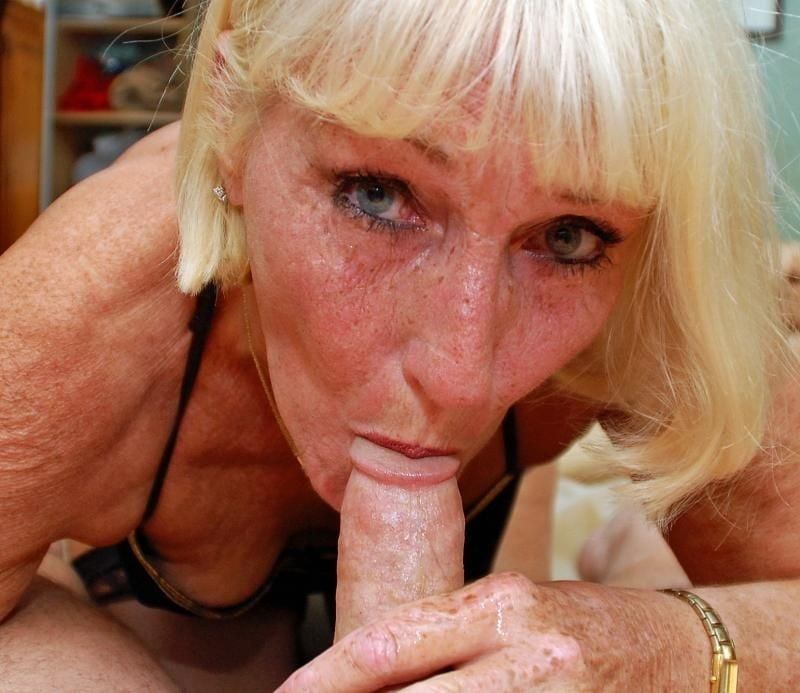 Witt fucked granny mature bj eyeglasses sucking pussy