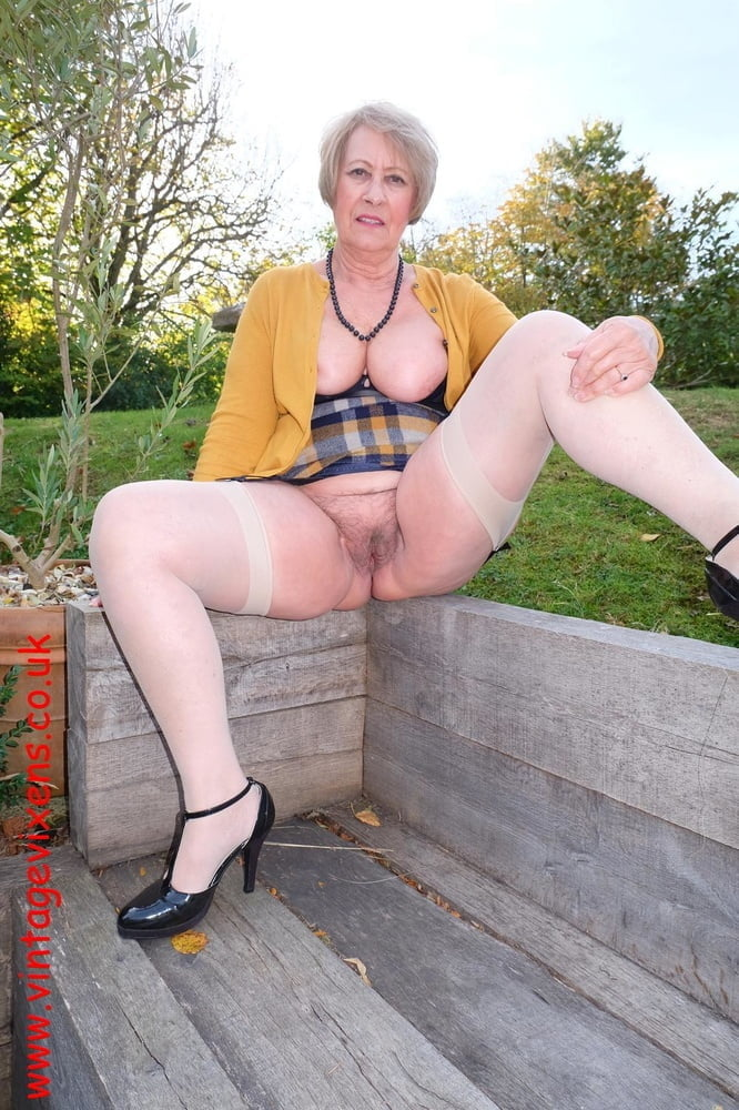 Granny Nut Busters Granny wants to make you cum all night - 61 Pics