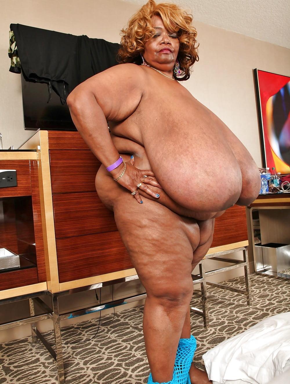 Guinea world record biggest boobs