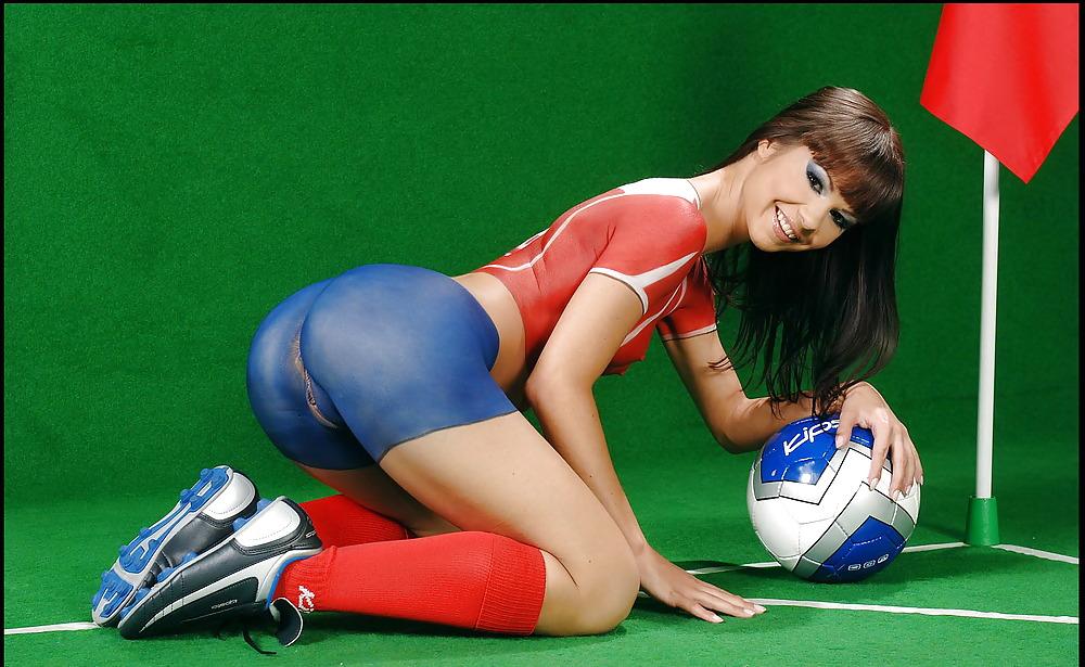 Эротика в спорте онлайн