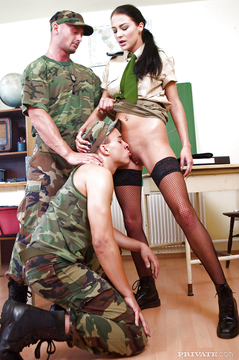 Sex military