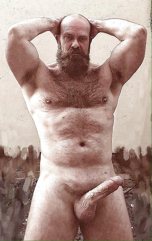 Horny hairy gay bears fucking
