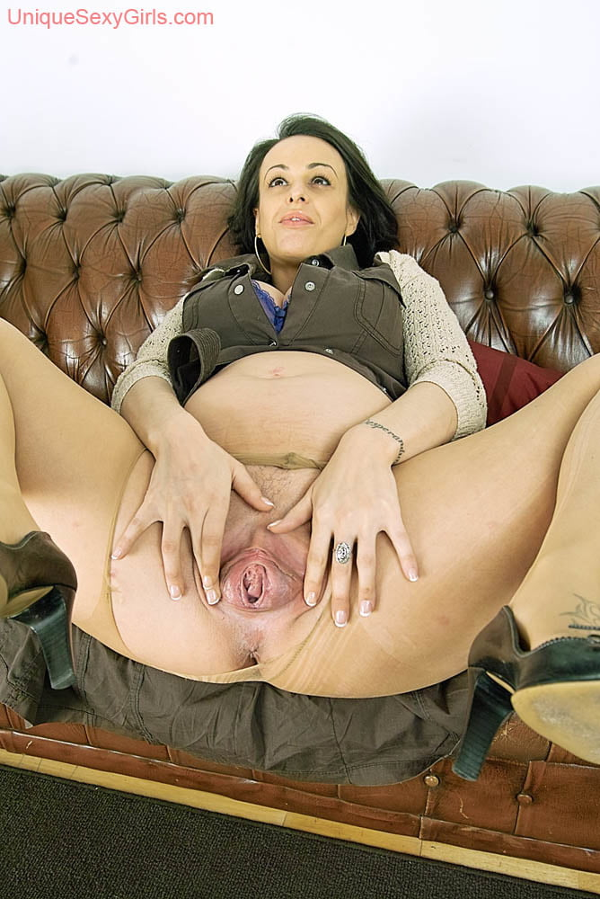 Teen pregnant pussy