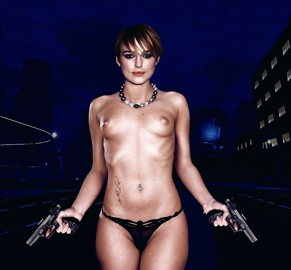 Keira knightley nude boobs on sexy photo