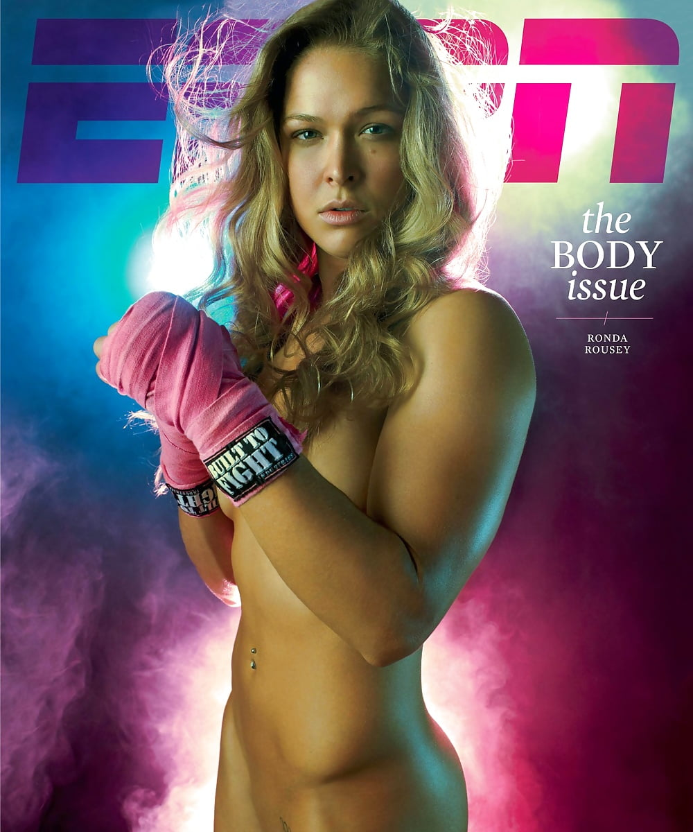 Ronda rousey hot nude