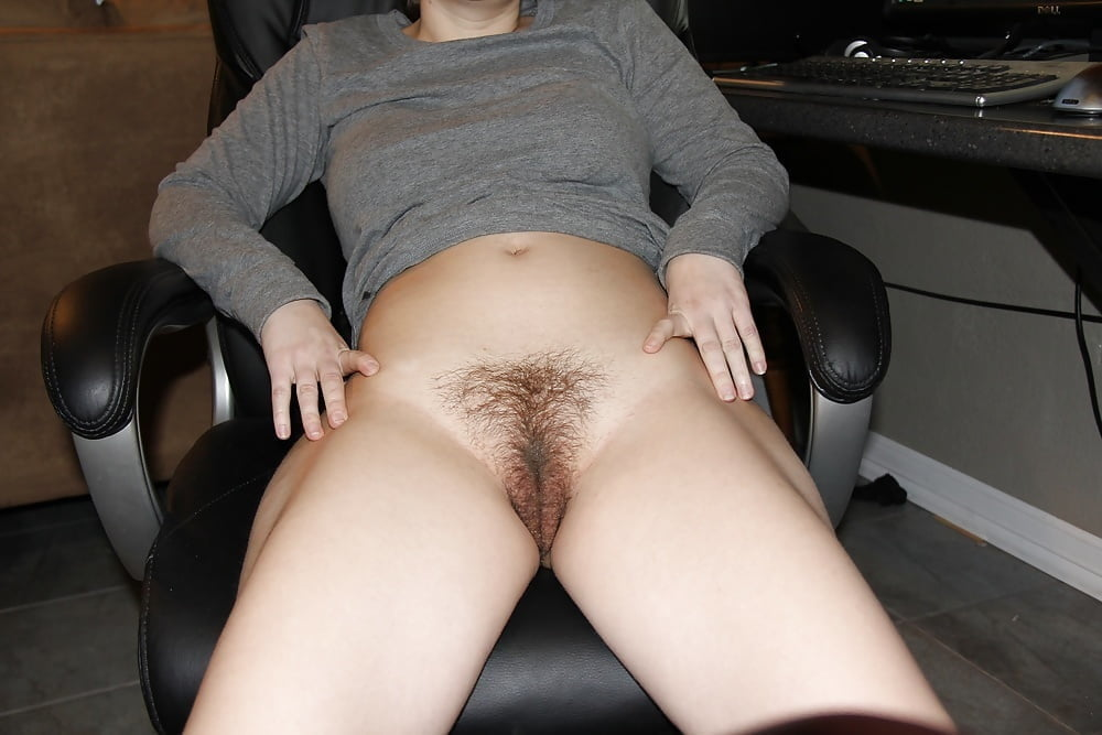 See And Save As Bottomless And Hairy In The Mirror Porn Pict