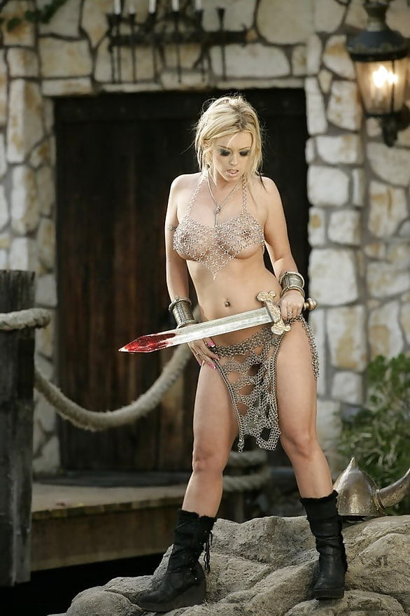 princess-warrior-nude