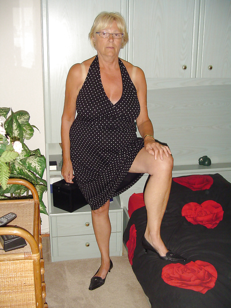 Granny Amateur Homemade Hd