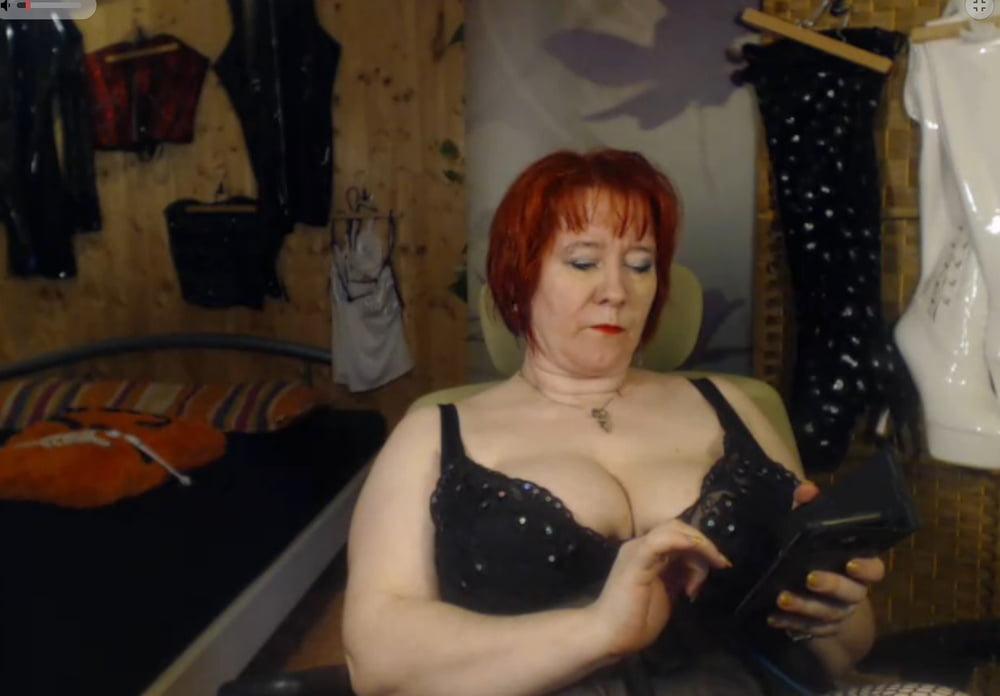 Iranian big boobs lady