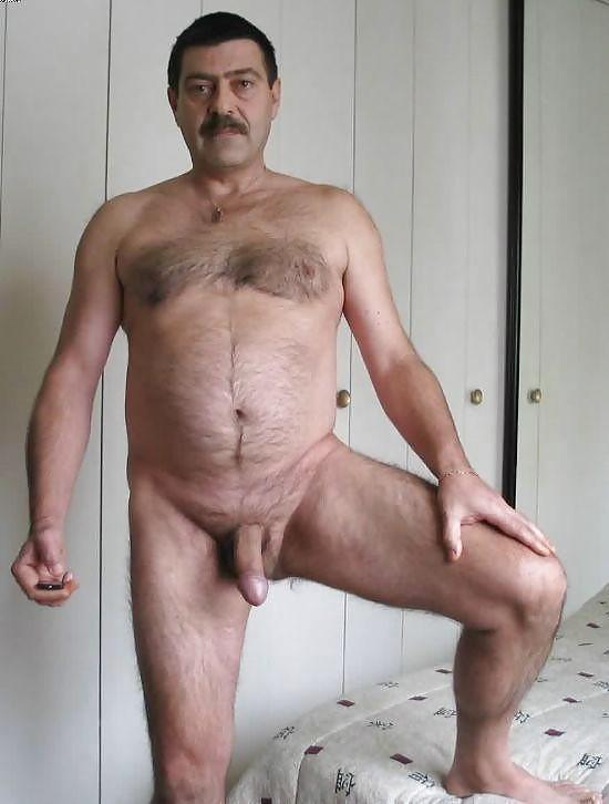 Naked Turkish Men Hairy Dick