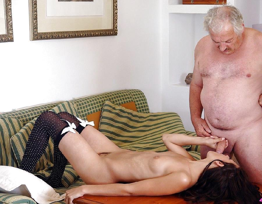 порно зрелые мужчины и девушки почему использовать