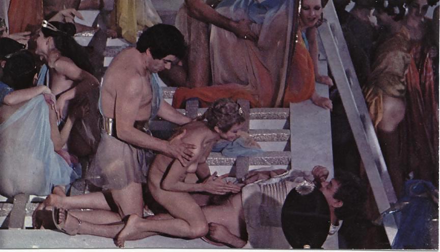 Красивые девчонки италия фильмы эротика калигула