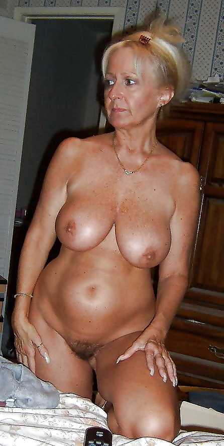 Naked mature hot