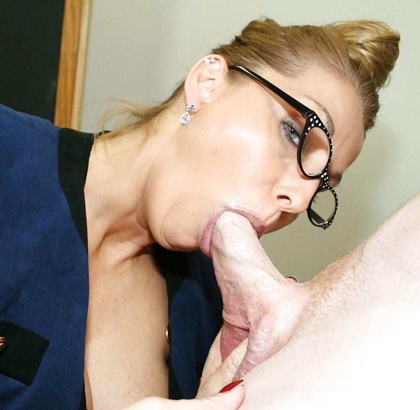 Hot teacher suck dick
