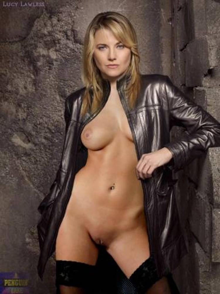 Xena gabrielle topless