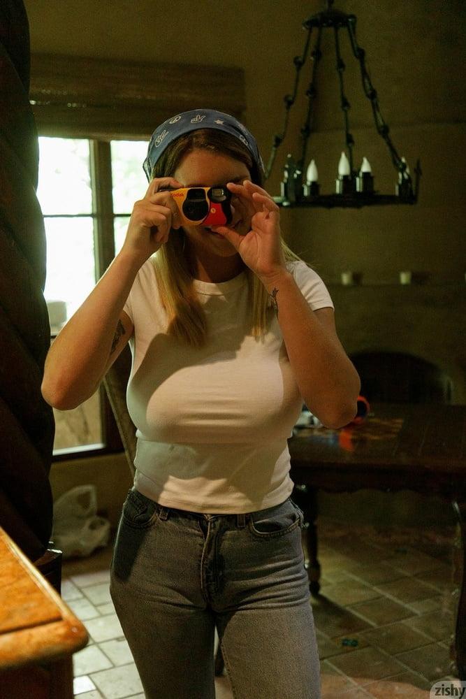 BBB Gabby Carter Big Boob Babe - 92 Pics