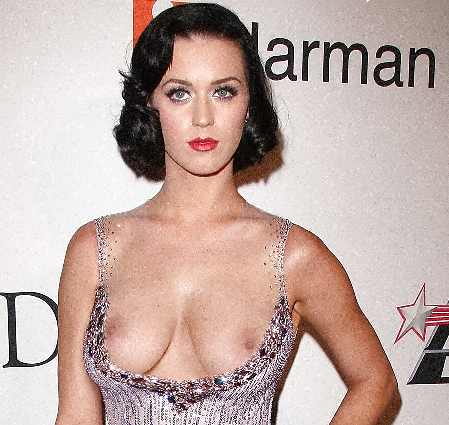 Katy perry boobs naked
