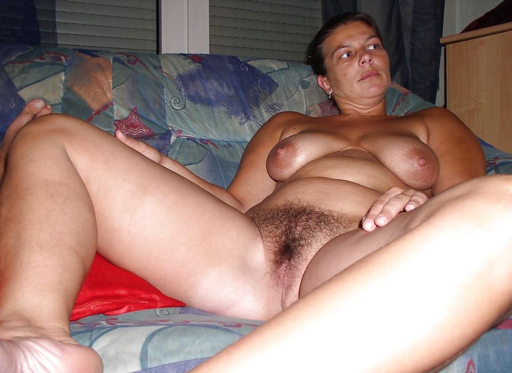 Секс полных злоебучих и волосатых русских баб — 3