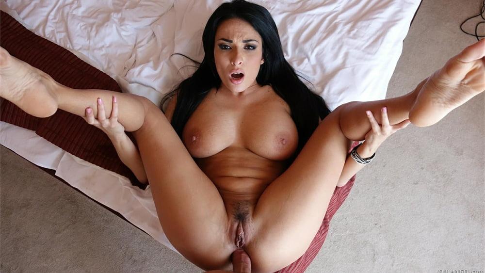 Exotic Pornstar Maya Gates In Hottest Anal Brunette Nsfwonsnap 1