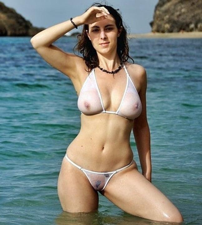 порно прозрачные купальники фото все равно