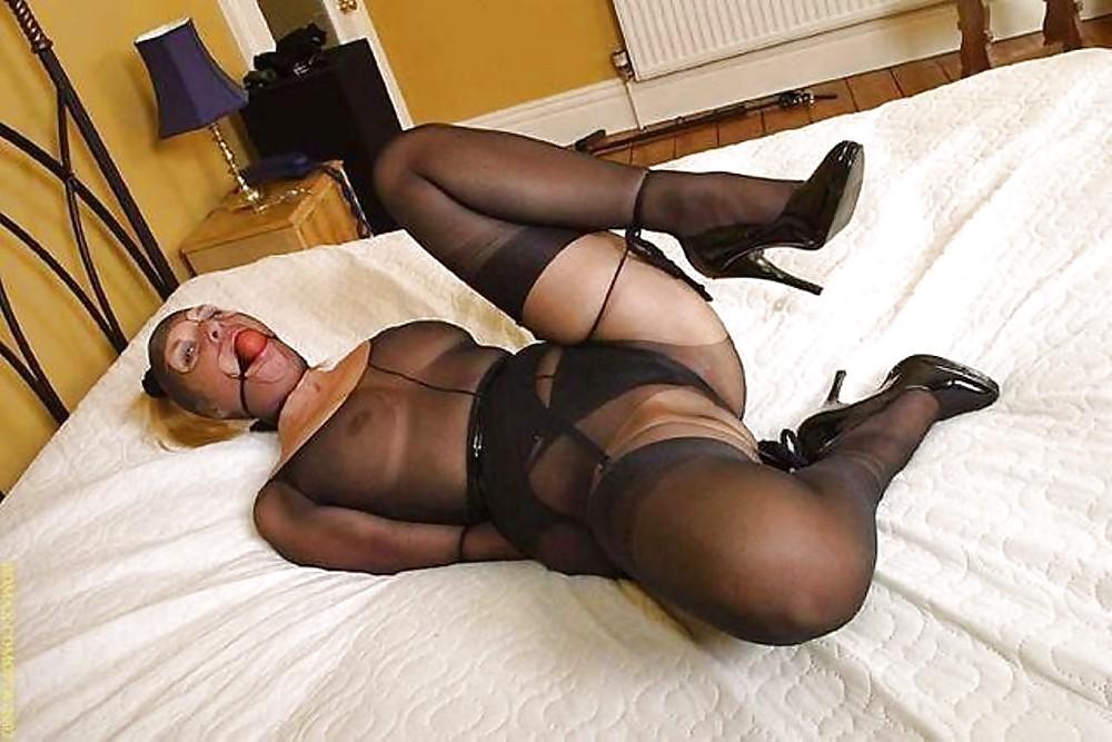 Abel showing pantyhose stockings nylon fetish xxx photos full hd