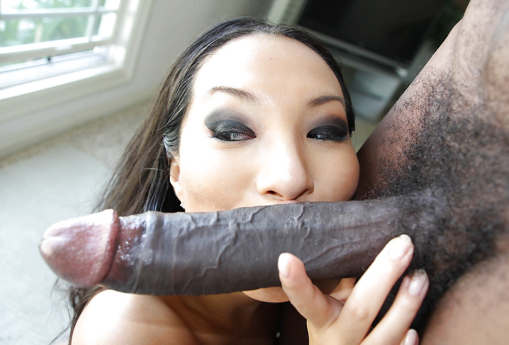 секс азиаток и здоровых членов - 6