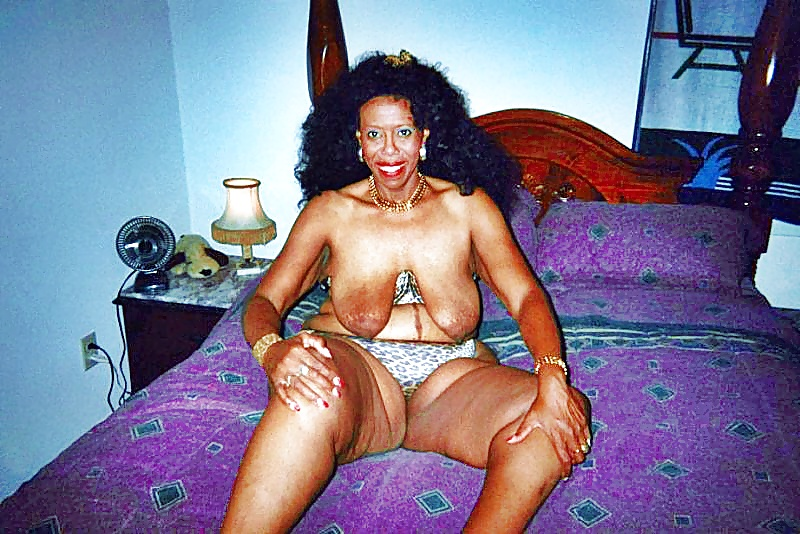 Old fat black women