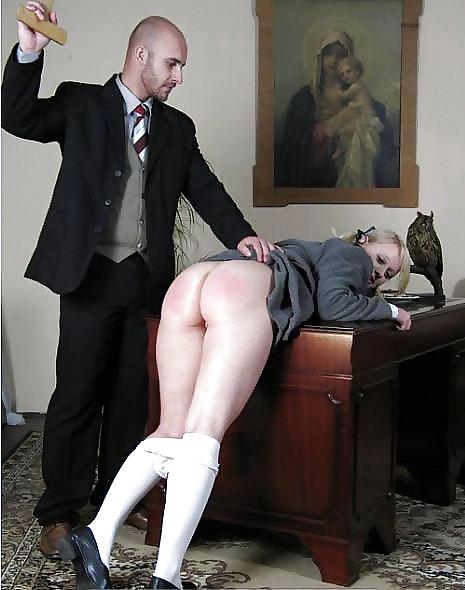 Good girl spank 7