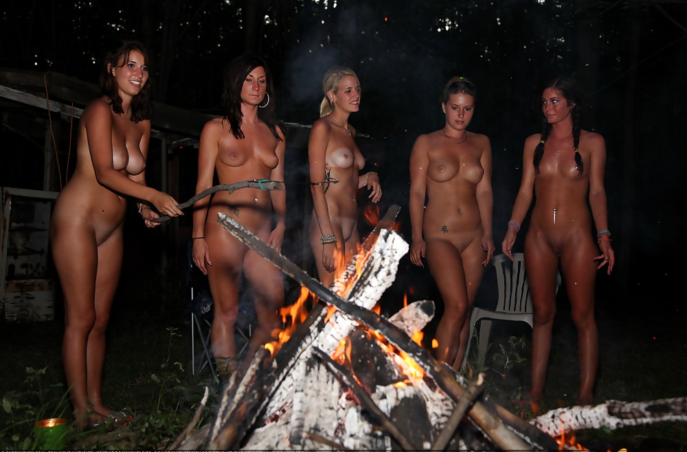 Women nude band camp nude