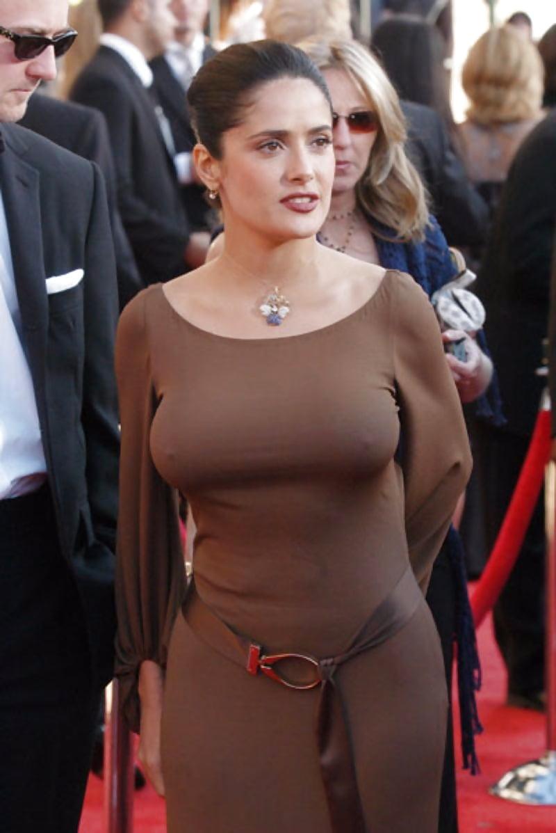 Salma hayek tits nipple — 5