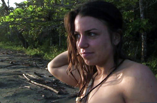 Hottest women of naked and afraid