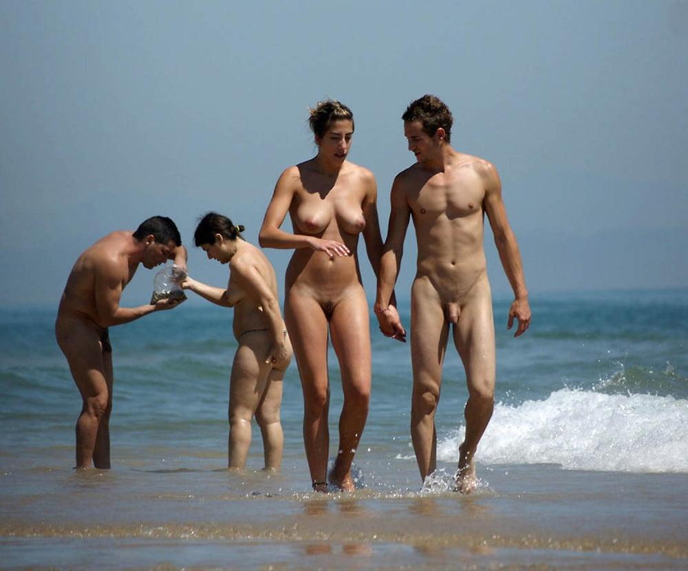 Nude beach true stories