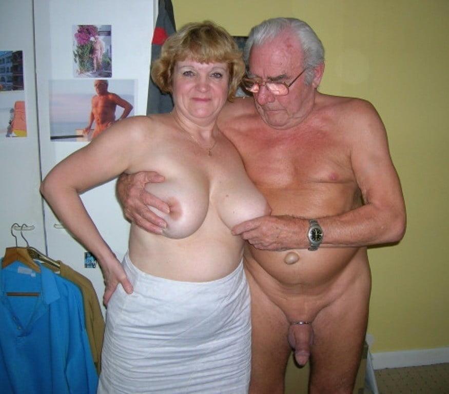 Porn photos of elderly old grandmothers