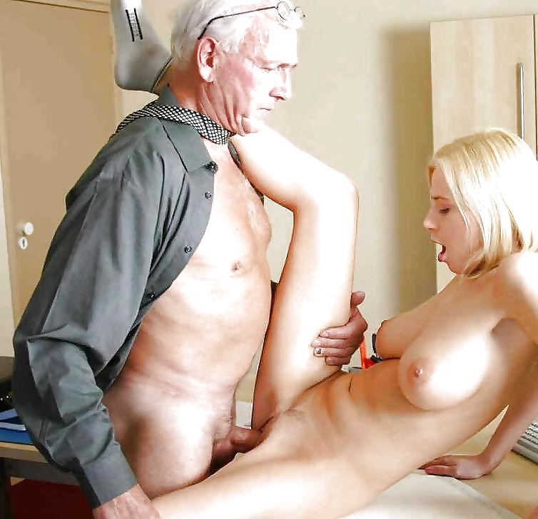 Large tits blonde sweetie fucked by a pervert guy inside