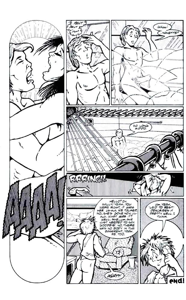 Black n white comics xxx-8766