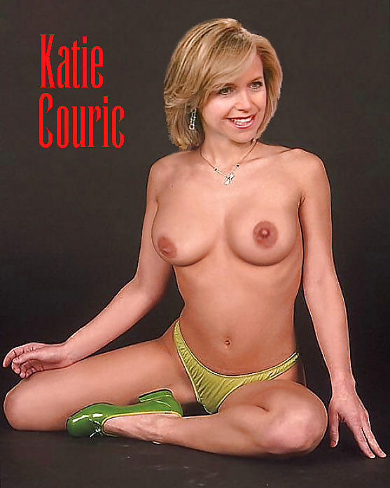 Katie couric fake nudes naked agree