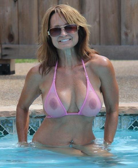 Bikini pics milf Bikini amateur