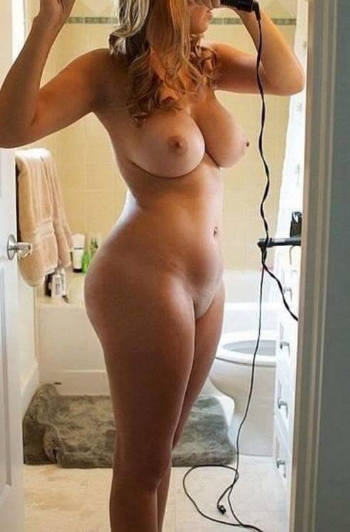 Naked amateur chubby women #1