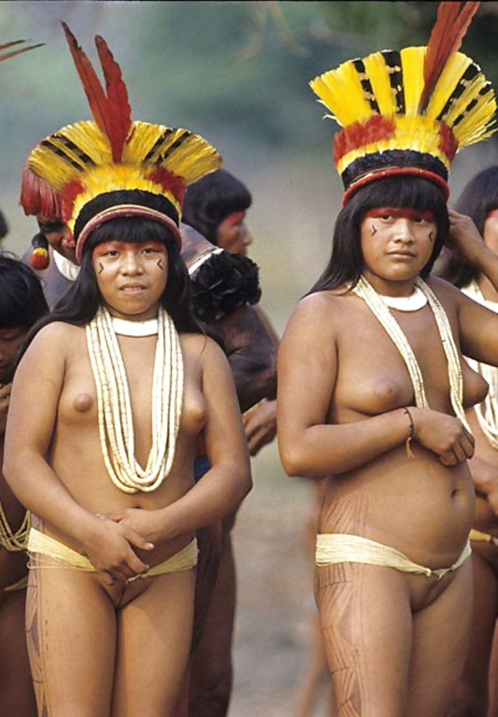 xingu tribe sex