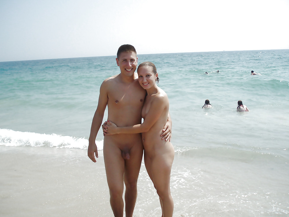 Beach naked guys