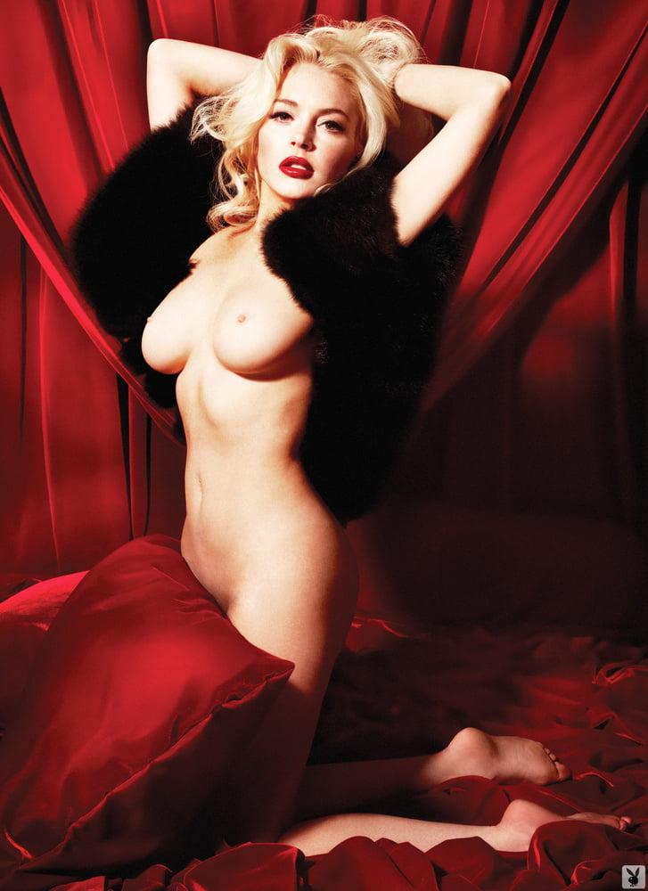 Lindsay lohan playboy nude photos