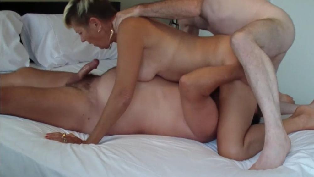 Libby Does 2 Cocks Again. The movie