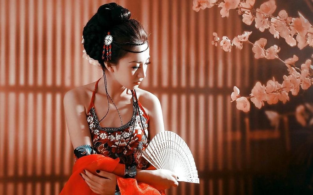 Beautiful chinese women porn-4609
