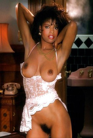 Nude Black Playboy Playmates Sisters