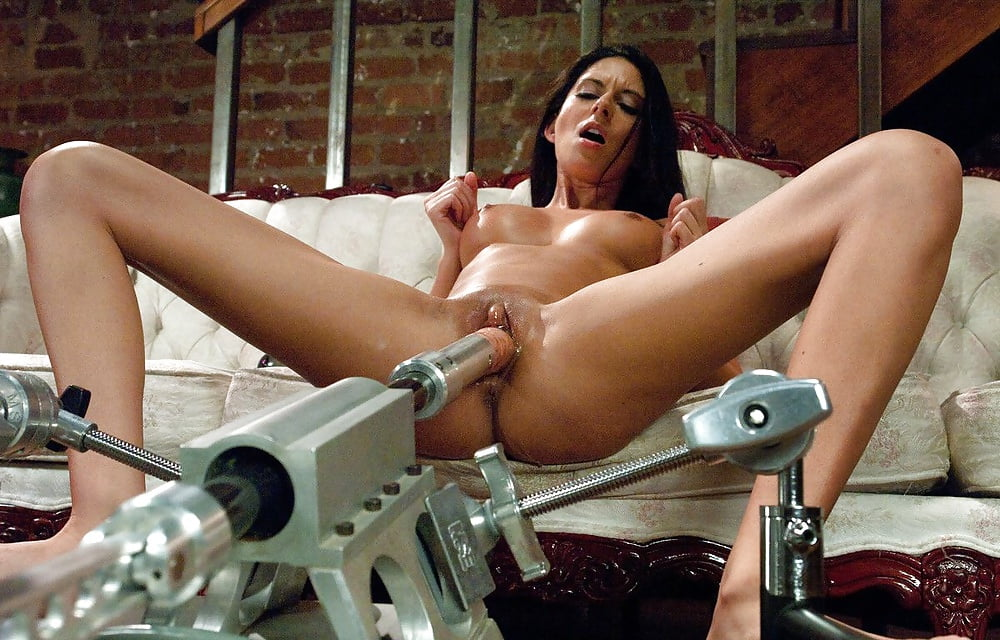 Crazy Fuck Machine Squirt