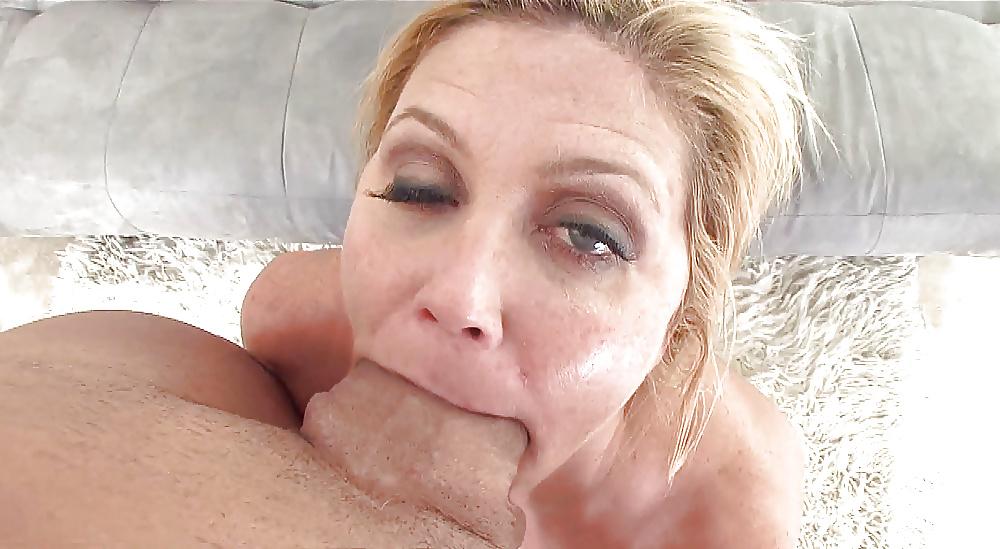 Stupid Blonde Deepthroat Casting